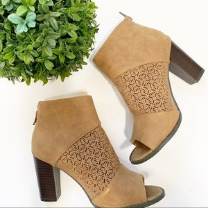 Report Laser Cut Ankle Booties (7)